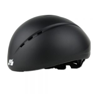 EVO Shorttrack helm zwart mat