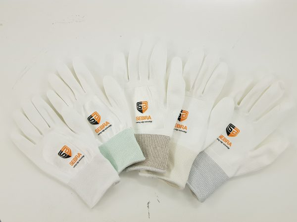 Sebra Glove Protect IV White-791