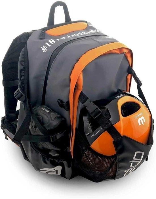 CadoMotus Waterflow Sportrugtas | Oranje-1032