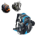 CadoMotus Waterflow Sportrugtas | Blauw-1018